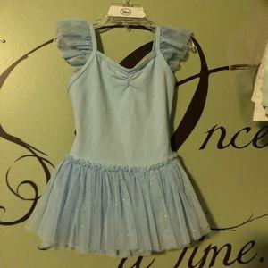 Cinderella style tutu size 4-6